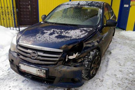 Иркутяне инсценировали ДТП ради страховой выплаты в 400 000 руб.