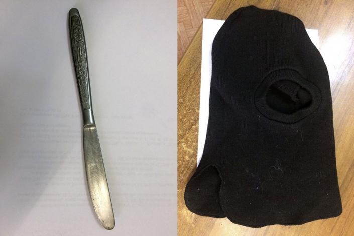 Преступник состоловым ножом напал напекарню вБратске