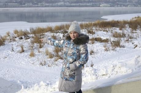 Десятилетняя иркутянка спасла приятельницу, когда тапровалилась под лед наАнгаре