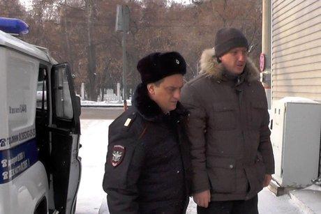 Рецидивист заминировал вокзал настанции Иркутск-Сортировочный