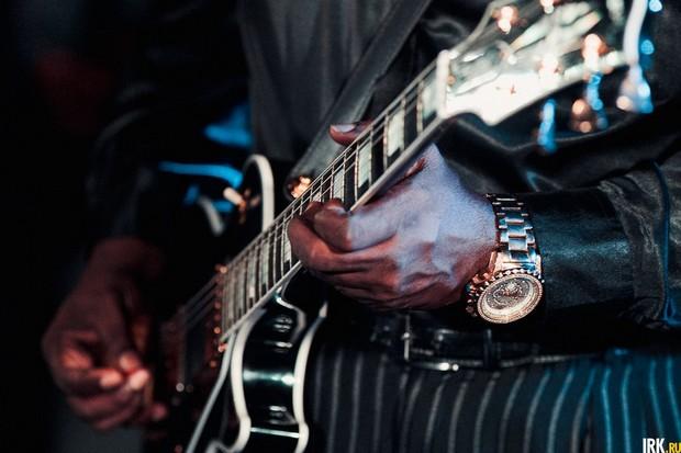 Джазовый концерт в Иркутске. Автор фото — Артем Моисеев