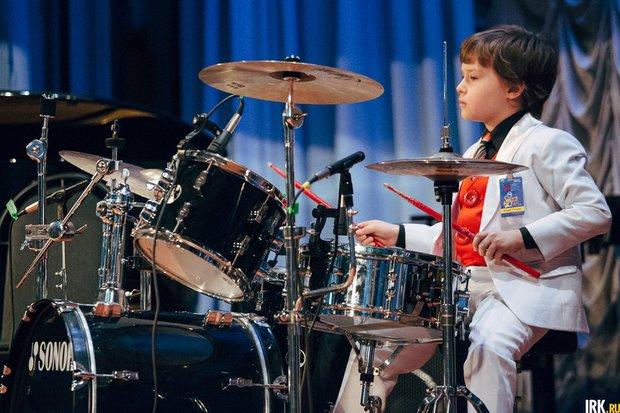 Детский эстрадно-джазовый конкурс. Автор фото — Артем Моисеев