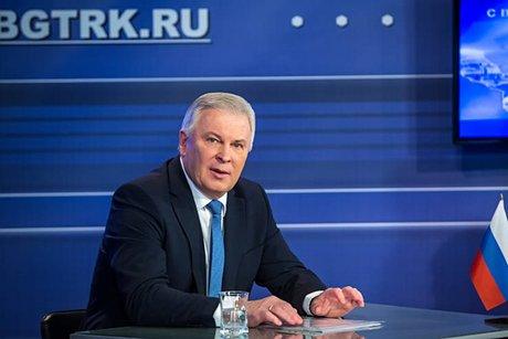 Руководитель Бурятии Вячеслав Наговицын преждевременно уходит вотставку