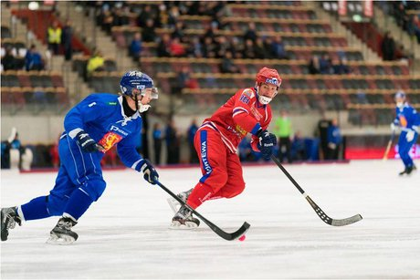 Евгений Иванушкин вошел всимволическую сборную наилучших игроков чемпионата мира вШвеции