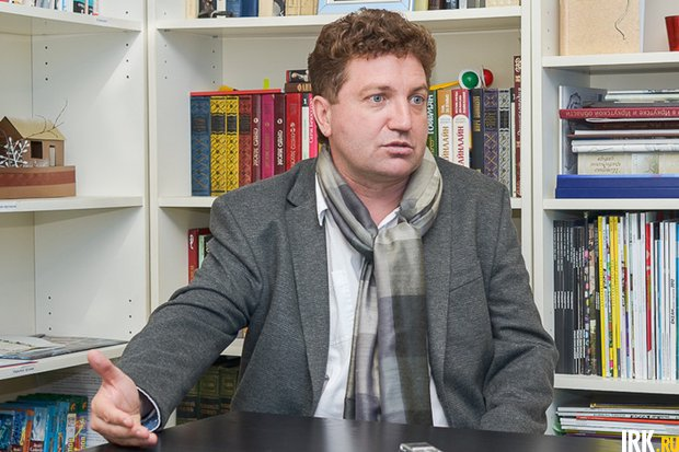 Сергей Шмидт. Фото Ильи Татарникова
