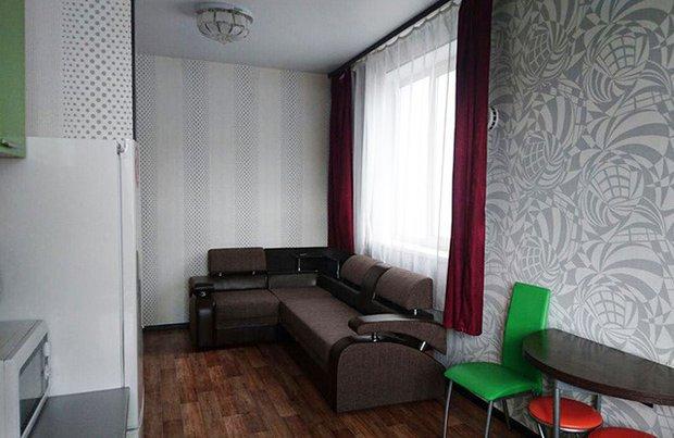 Квартира в микрорайоне Березовом