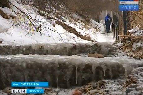ВИркутской области следователи начали проверку согласно сообщению СМИ озагрязнении Байкала