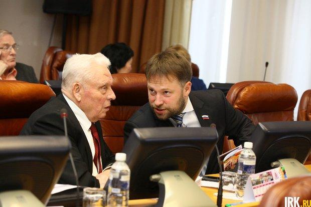 Илья Сумароков и Владислав Буханов. Автор фото -- Андрей Фёдоров