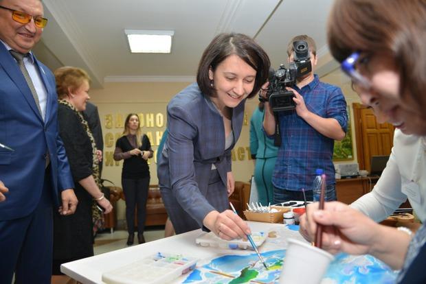 Наталья Дикусарова. Фото предоставлено пресс-службой Заксобрания региона