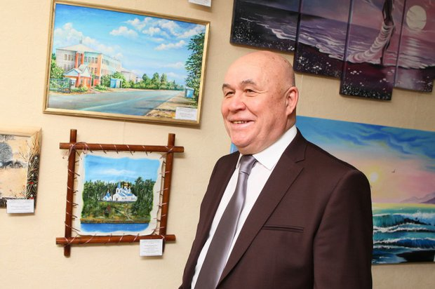Валерий Тюменцев. Автор фото -- Андрей Фёдоров