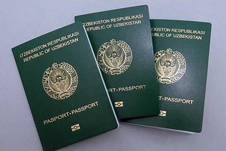 Паспорта граждан Узбекистана. Фото с сайта fergananews.com