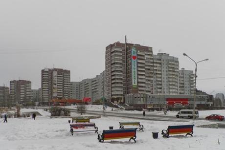 Усть-Илимск. Фото с сайта myui.ru