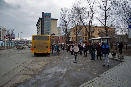 ВИркутске могут поднять стоимость проезда ввечернее время