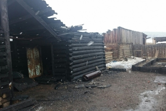 Пожар вИркутской области забрал жизни матери идвоих детей