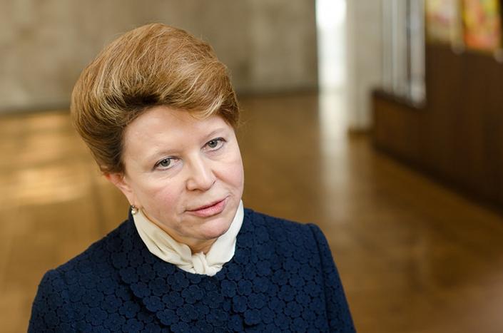 Людмила Берлина. Автор фото — Илья Татарников