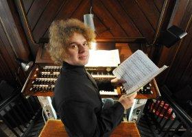 Вечер органной музыки. Денни Вильке (Германия)