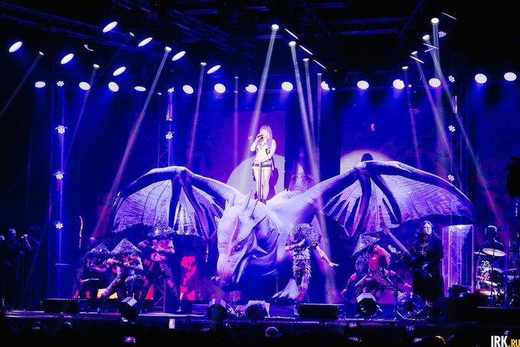 На концерте. Фото Никиты Пяткова