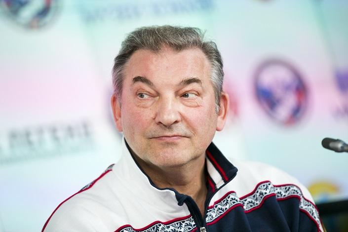 Владислав Третьяк. Фото с сайта www.bskltd.ru