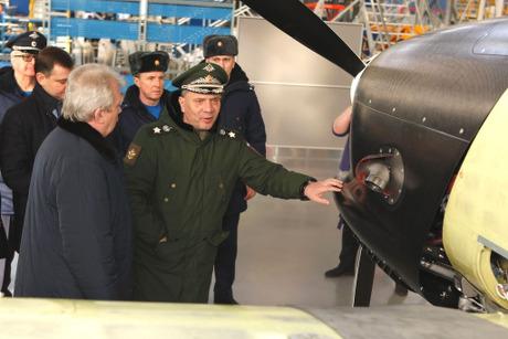 В 2017 иркутский авиазавод сделает 27 самолетов для Минобороны