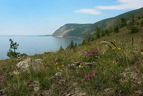 На территории «Заповедного Прибайкалья». Фото Надежды Степанцовой с сайта baikal-1.ru