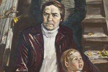 Фрагмент портрета Анатолия Алексеева. Изображение предоставлено музеем