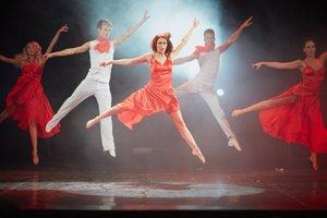 Flexx ballet*. Танцевальное 3D-шоу