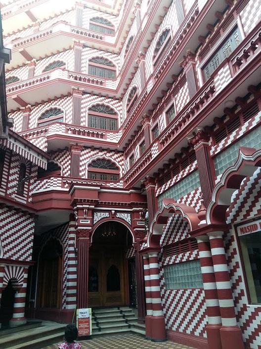 мечеть Ями уль Альфар
