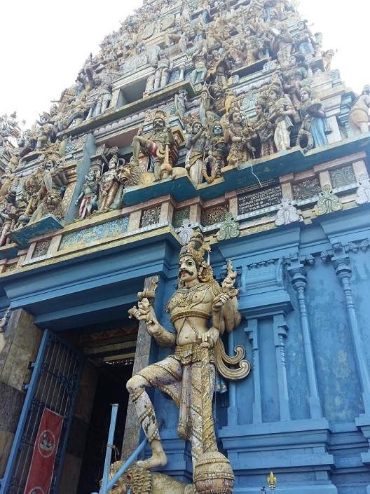 Храмы Катиресан