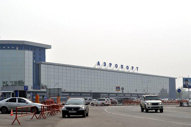 Здание терминала внутренних рейсов