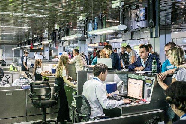 Фото со страницы аэропорта в Facebook