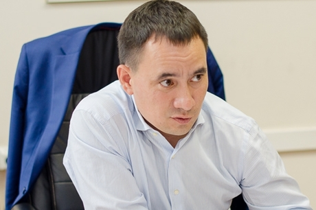 Руслан Ким. Фото ИА «Иркутск онлайн»