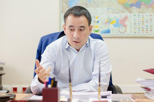 """Руслан Ким. Фото ИА """"Иркутск онлайн"""""""