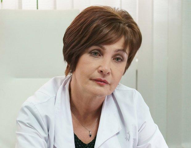 Ирина Ежова. Фото Анатолия Бызова