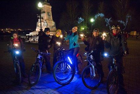 Участники акции. Автор фото — Андрей Вершинин