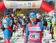 В соревнованиях принял участие Владислав Лекомцев, двукратный чемпион Паралимпийских игр в Сочи