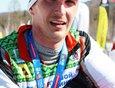 Евгений Иванченко, победитель марафона на дистанции 50 километров