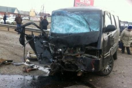 ВХомутово вДТП погибла пассажирка маршрутки