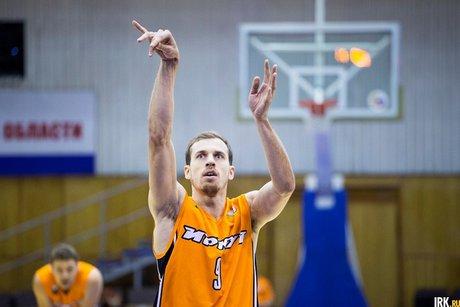 Баскетболисты «Иркута» проиграли вгостях «Сахалину» втретьем матче серии плей-офф