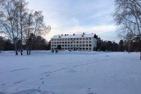 Здание Усольского кадетского корпуса. Фото IRK.ru