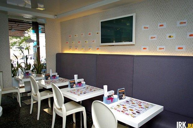 С 25 мая по 5 июня суши-бар на улице Карла Маркса будет закрыт на ремонт.