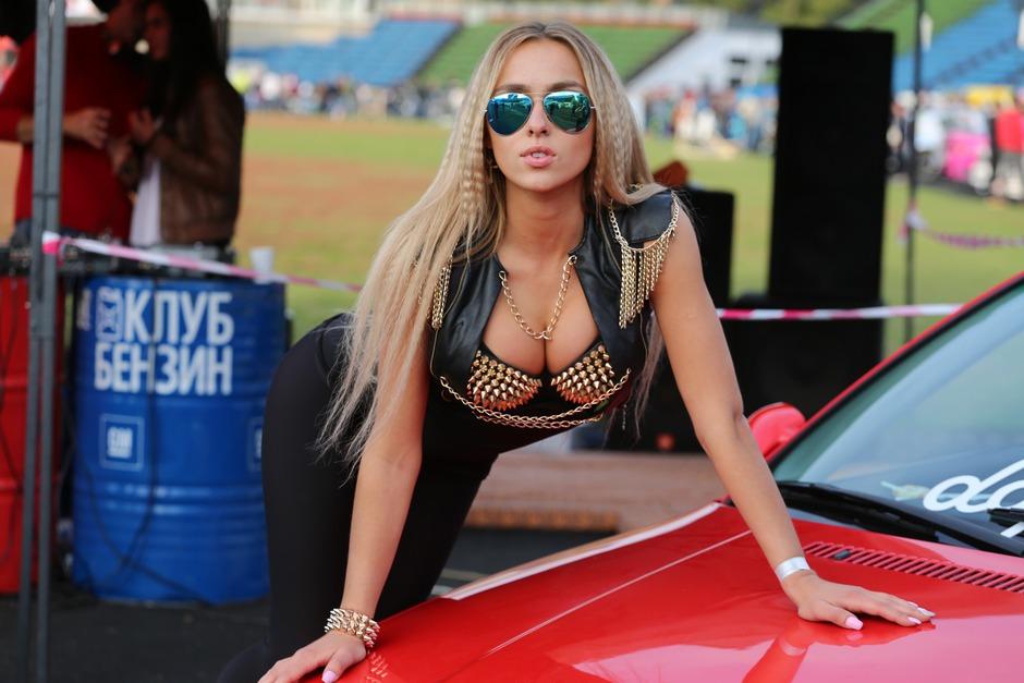 Самая сексуальная девушка иркутска