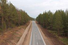 Трасса «Вилюй». Фото предоставлено ФКУ Упрдор «Прибайкалье»