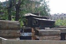 Дом в Черемховском переулке. Фото Вадима Палько