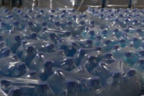 ВИркутске обнаружили крупное производство стеклоомывающей жидкости наоснове метанола