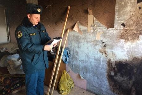 Пенсионерка изПриангарья едва непогибла напожаре из-за церковных свечей