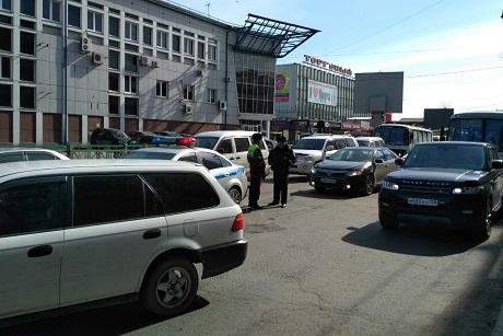 ВИркутске наДзержинского потасовка автомобилистов завершилась стрельбой