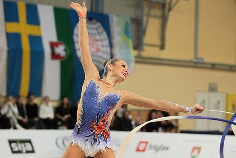 Гимнастка изИркутска завоевала 5 наград  намеждународном турнире вСША