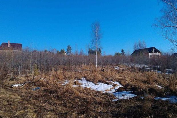 Участок на 26-м километре Байкальского тракта