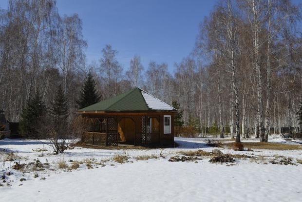 Участок на 12-м километре Байкальского тракта