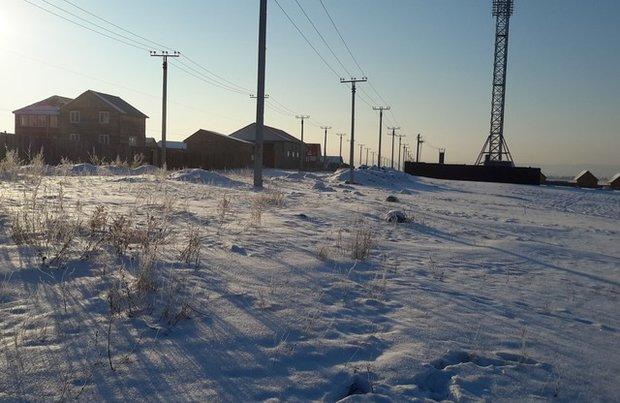 Участок на 22-м километре Качугского тракта